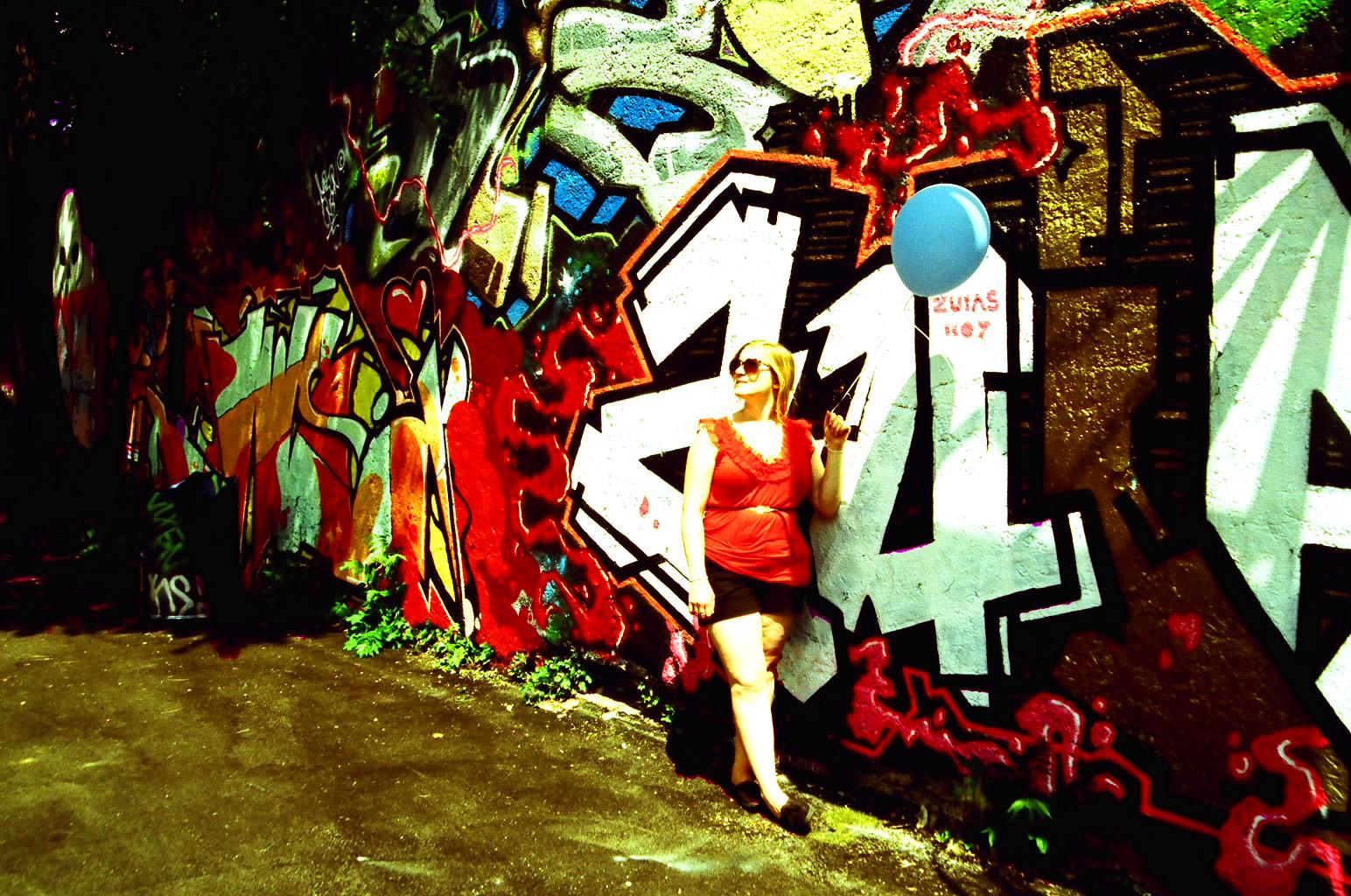 Metelkova graffiti