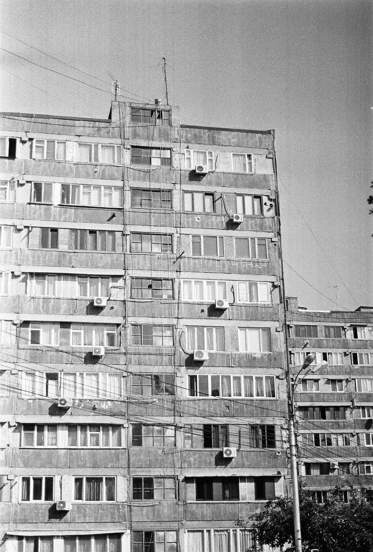 Soviet Architecture Armenia