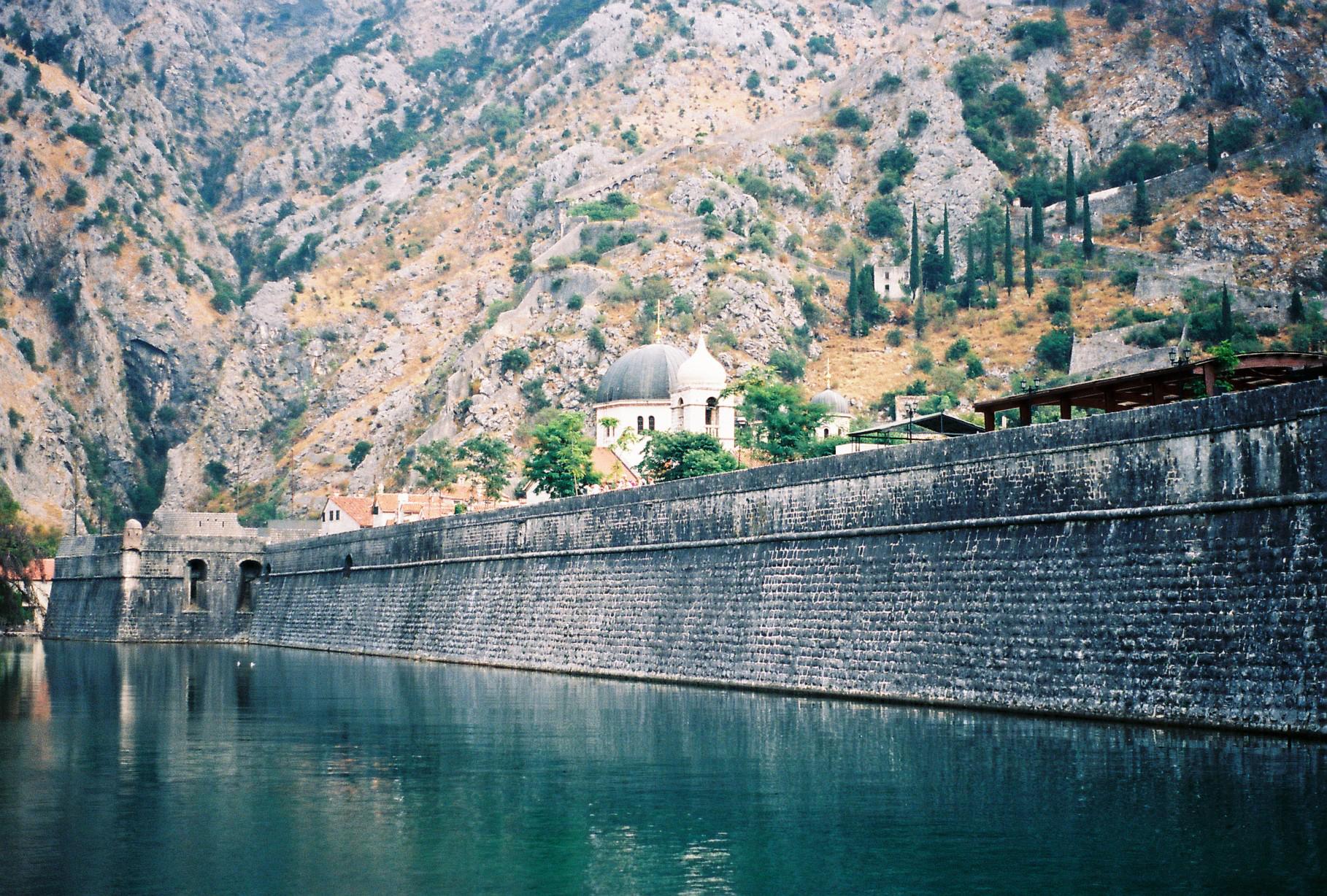 Outside Kotor's Walls
