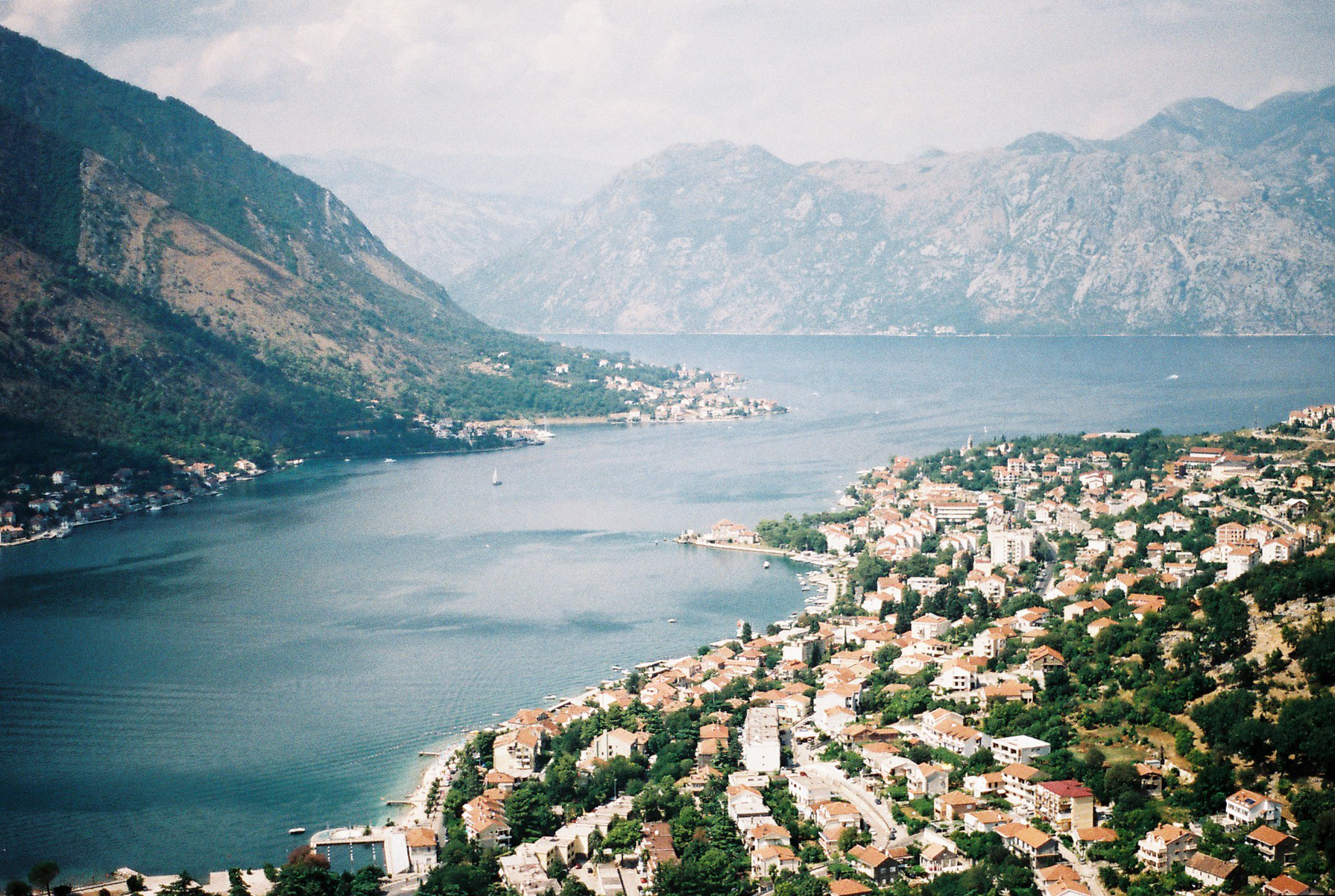 Kotor from the Fortress