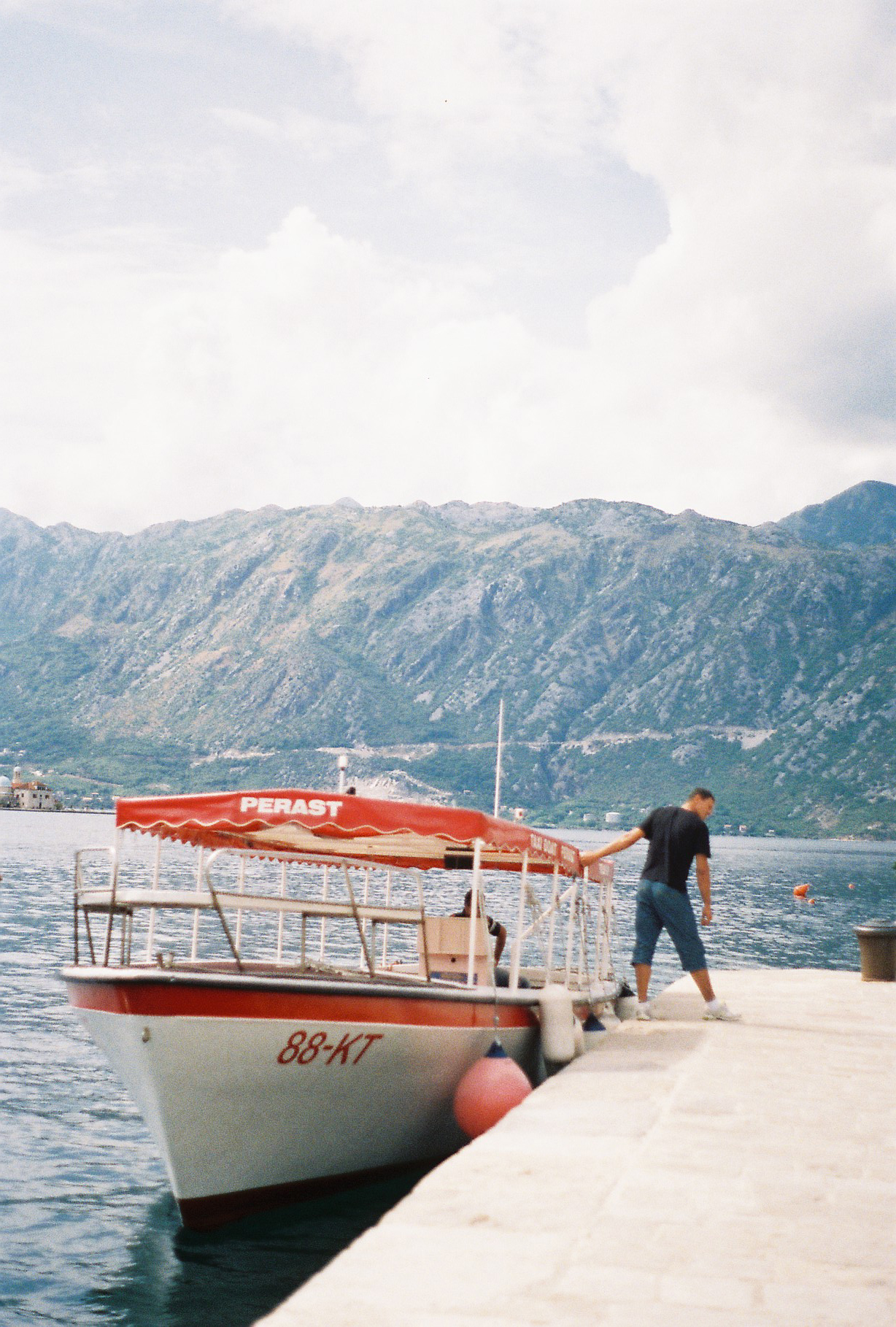 Water Taxi Perast