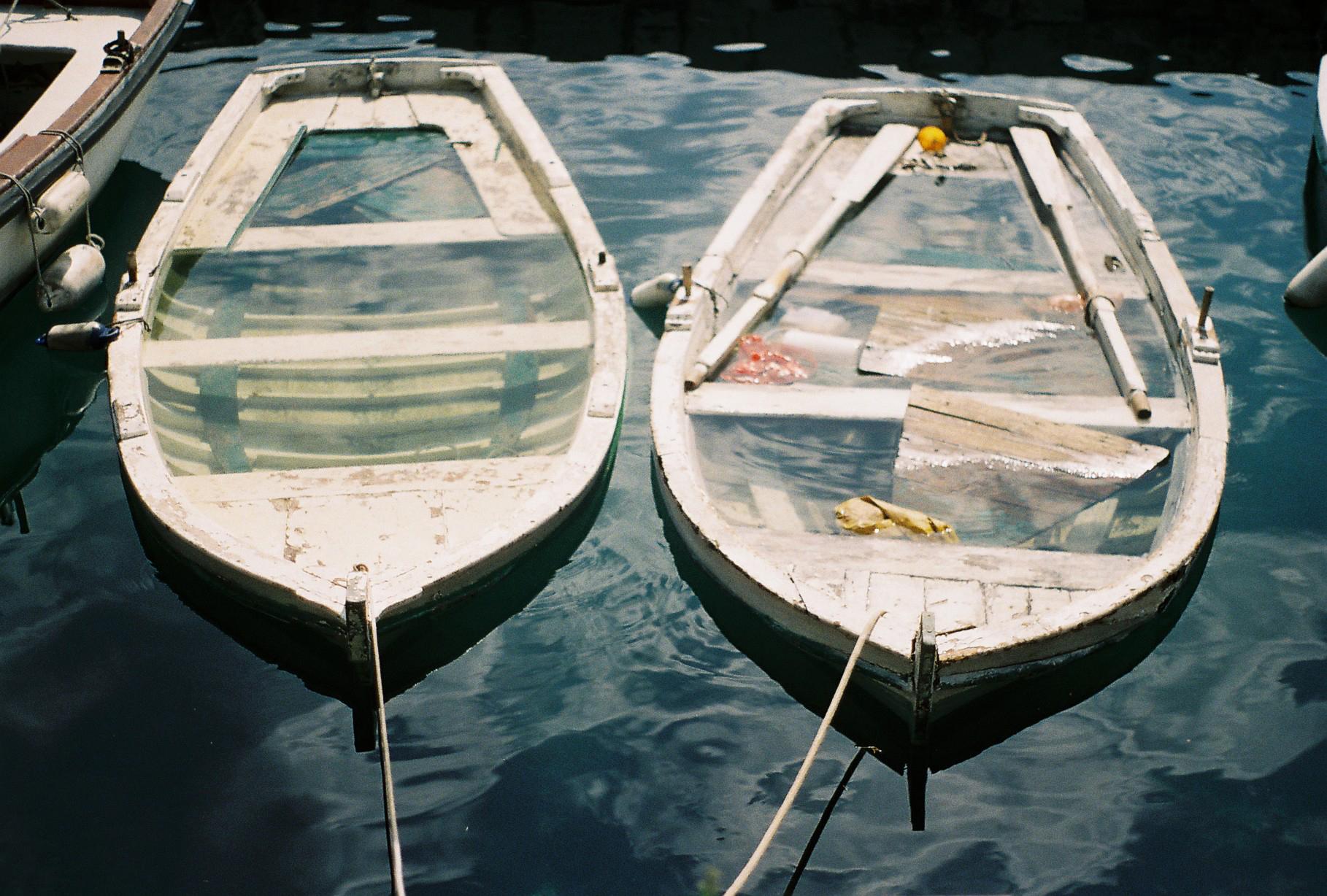 Sunken Boats, Perast