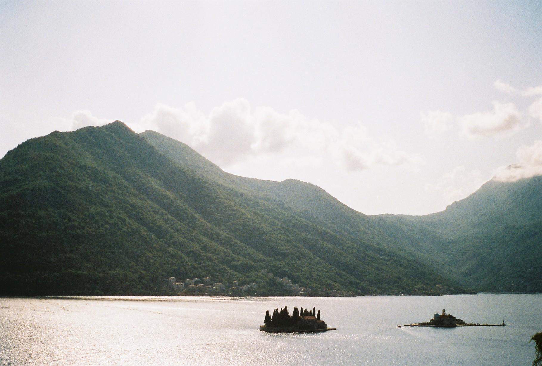 Perast Islands